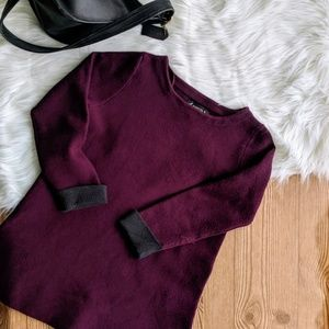 Nanette pull over top crew next sweater to…